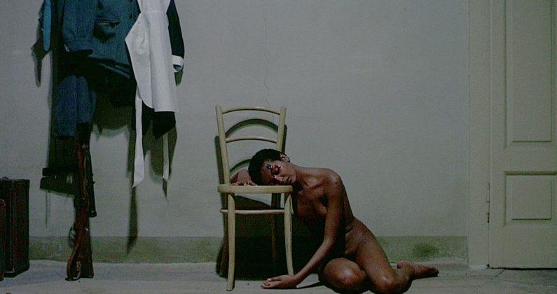 Ines Pellegrini, Salò, or the 120 Days of Sodom (1975)