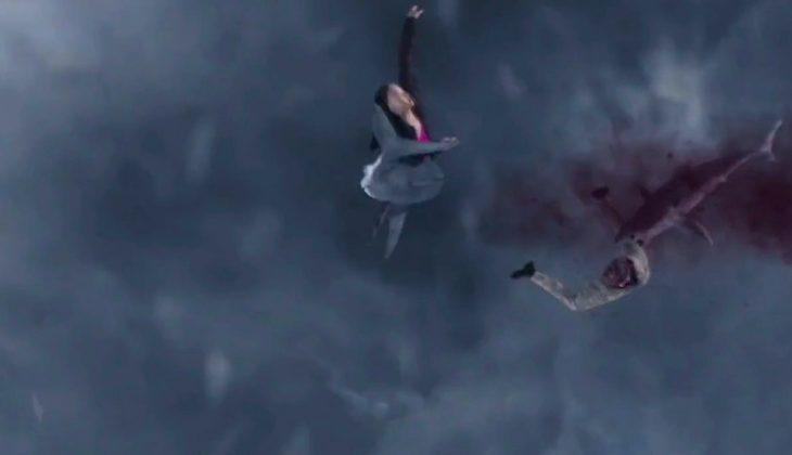 Vivica Fox, Sharknado 2: The Second One (2014)