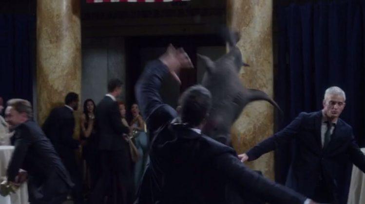 Rick Fox, Sharknado 3: Oh Hell No! (2015)