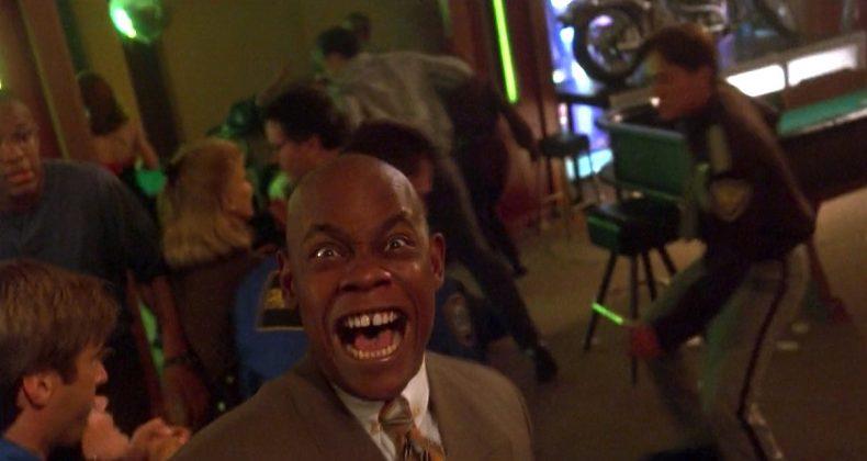 Bokeem Woodbine, Wishmaster 2: Evil Never Dies (1999)