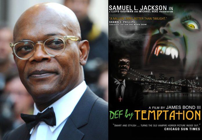 Samuel L. Jackson, Def by Temptation