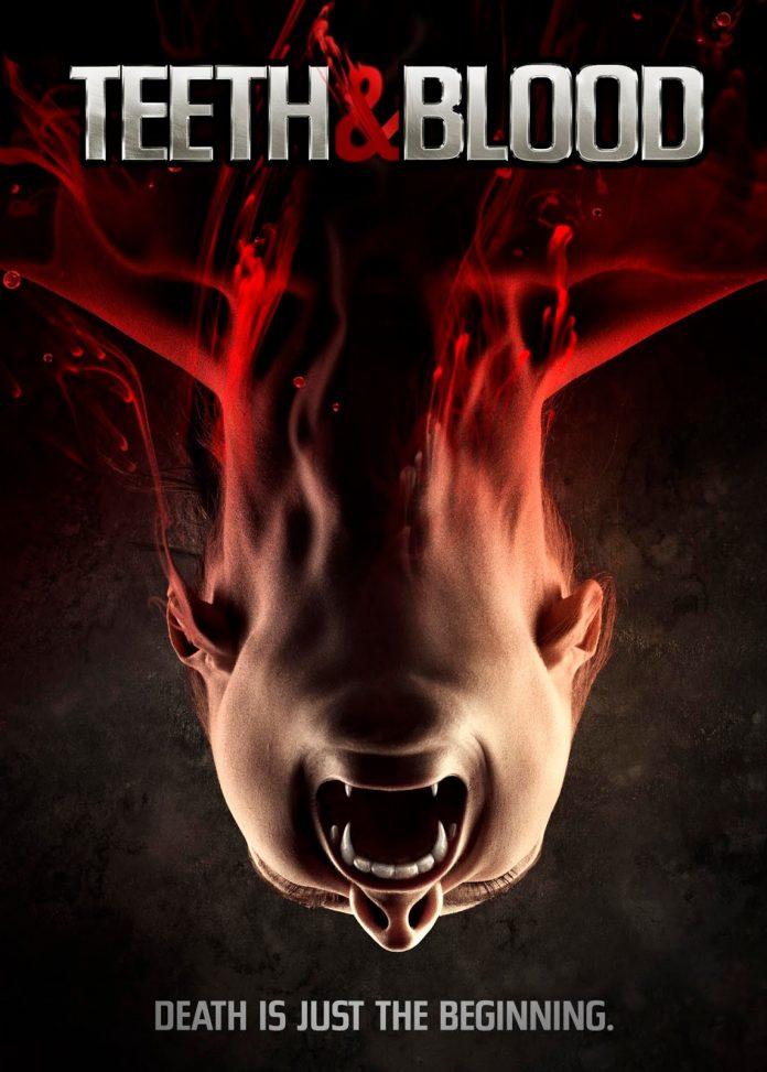Teeth and Blood horror movie