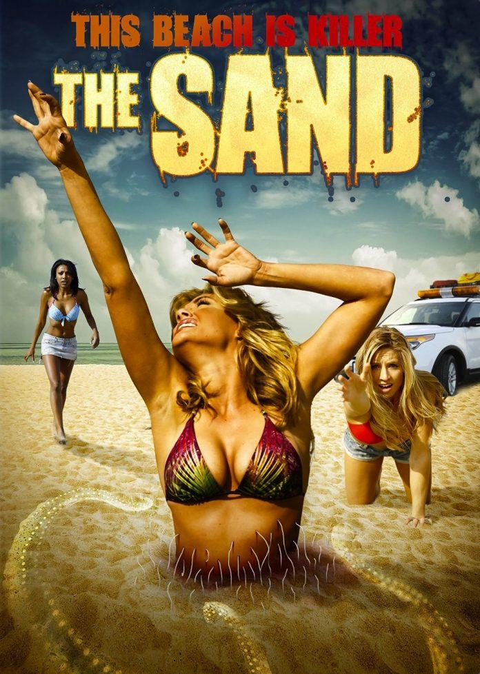 The Sand AKA Blood Sand horror movie