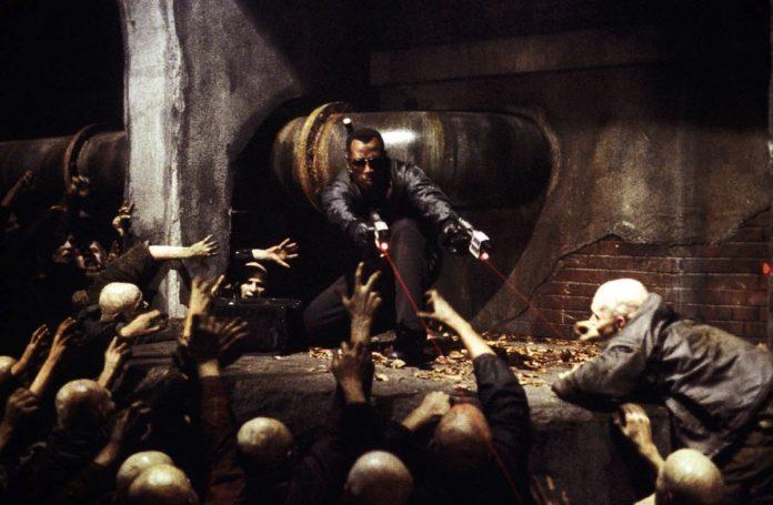 Wesley Snipes in Blade II