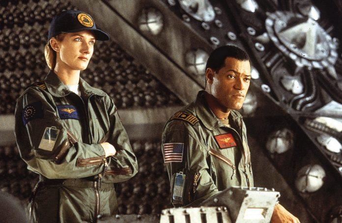 Laurence Fishburne in Event Horizon