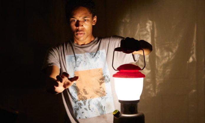 Kelvin Harrison Jr. in It Comes At Night