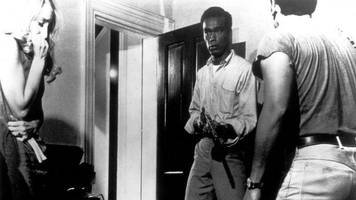 Duane Jones in Night of the Living Dead