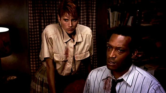 Tony Todd in Night of the Living Dead