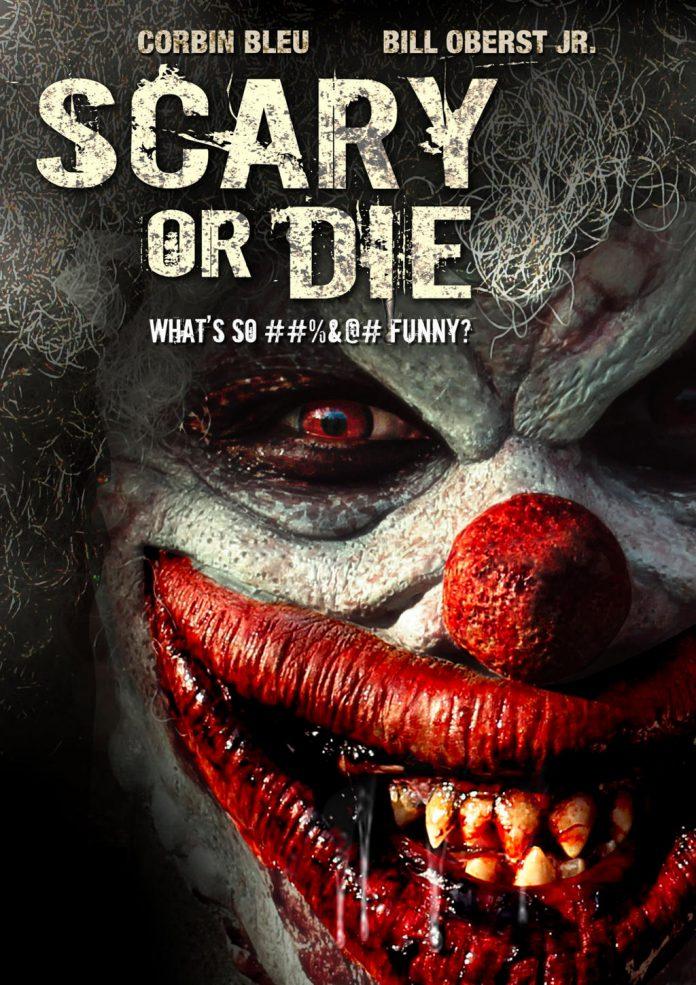 Scary or Die horror movie
