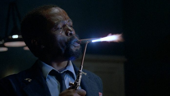 Zakes Mokae in The Serpent and the Rainbow