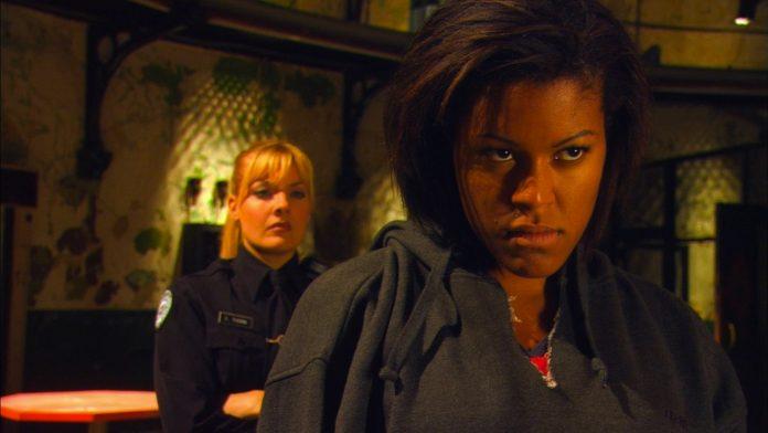 Carla Greene in Shadow: Dead Riot
