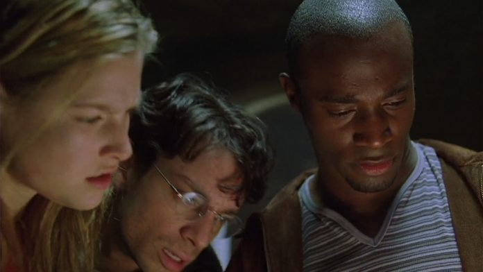 Taye Diggs in House on Haunted Hill