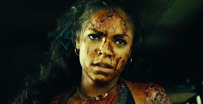 Ashanti, Resident Evil: Extinction