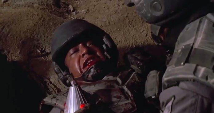Seth Gilliam, Starship Troopers