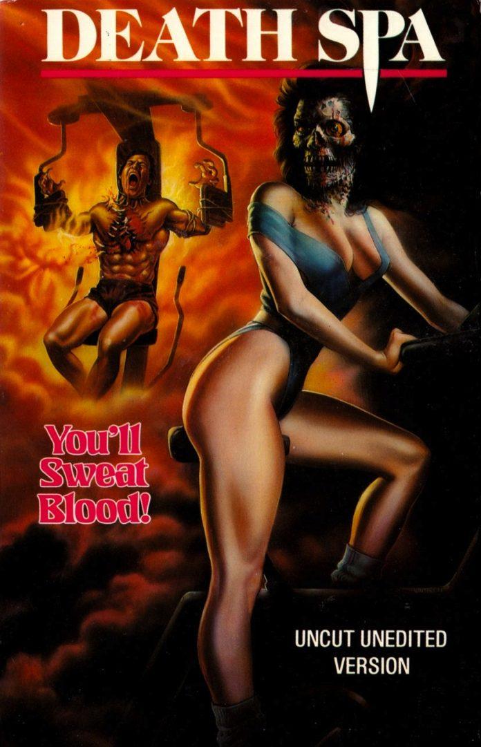 Death Spa horror movie