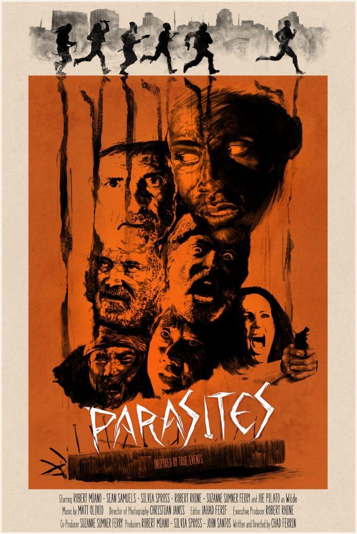 Parasites horror movie