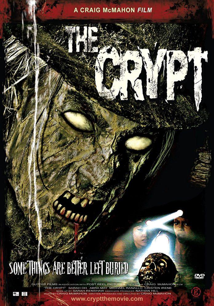 The Crypt horror movie