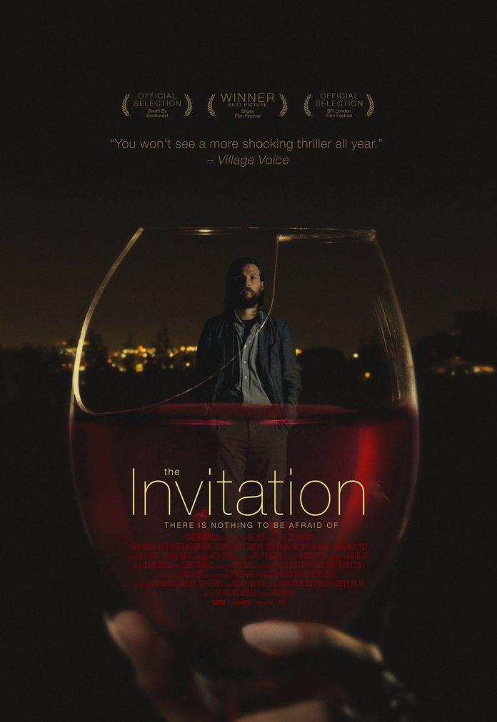 The Invitation movie poster