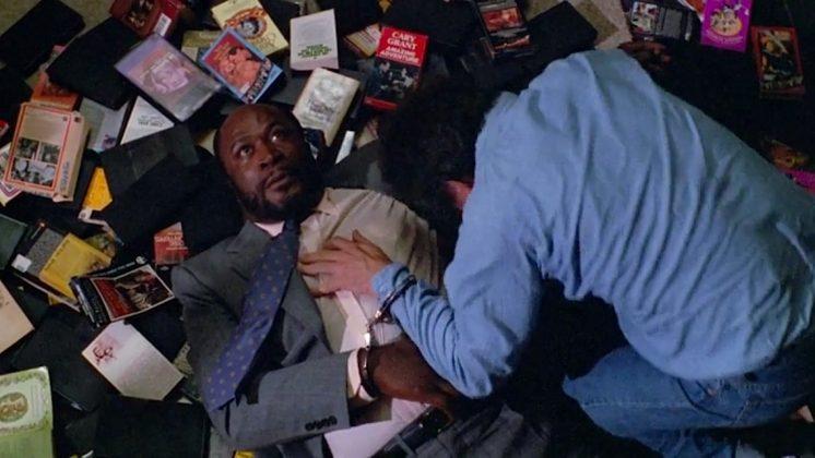 John Amos, Two Evil Eyes (1990)