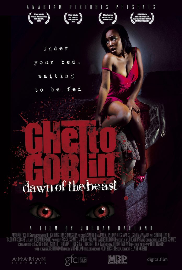 Ghetto Goblin (Blood Tokoloshe)
