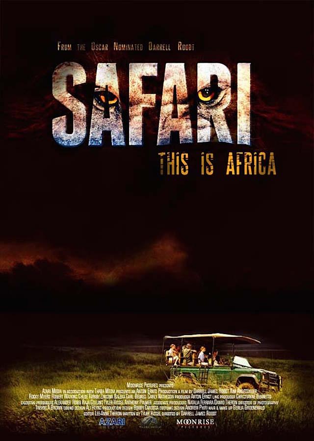 Safari horror movie