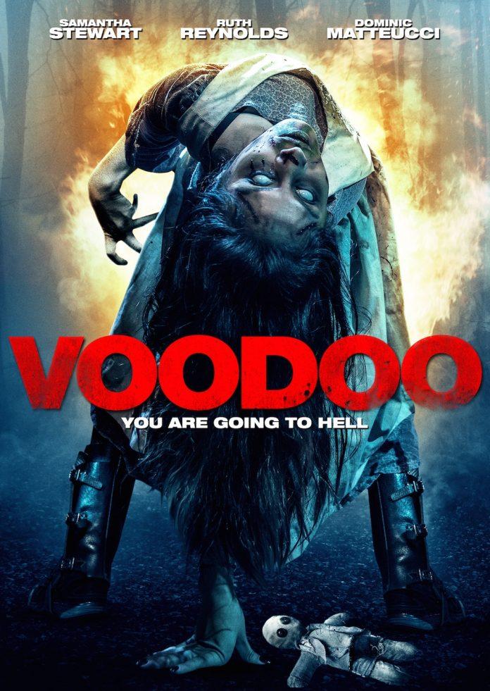 horror movie VooDoo