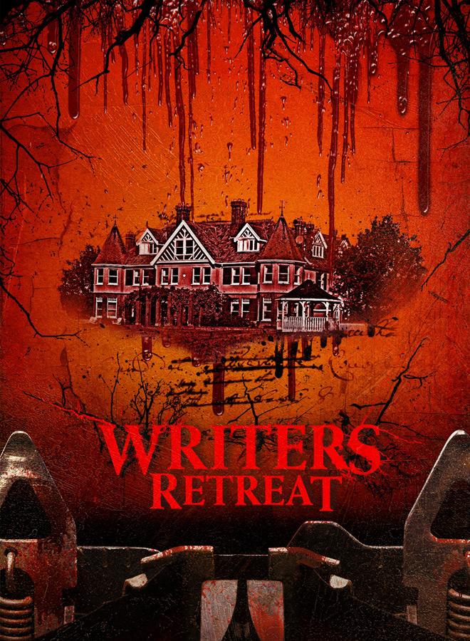 Writers Retreat movie poster