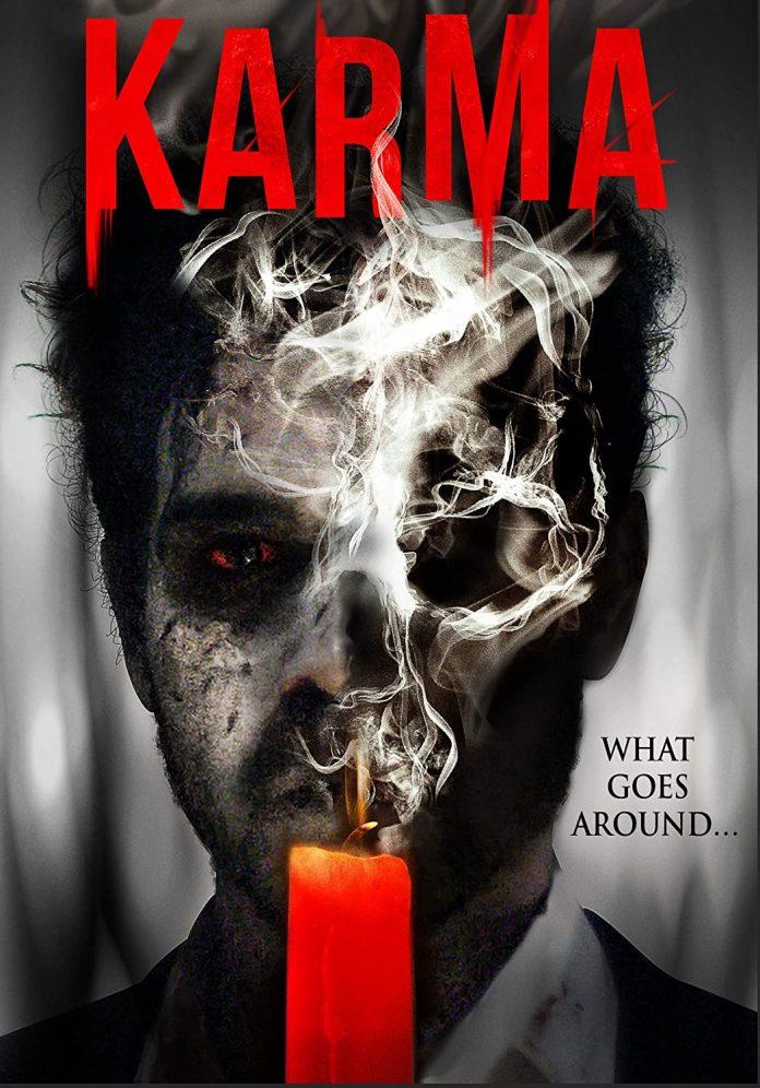 Karma movie poster