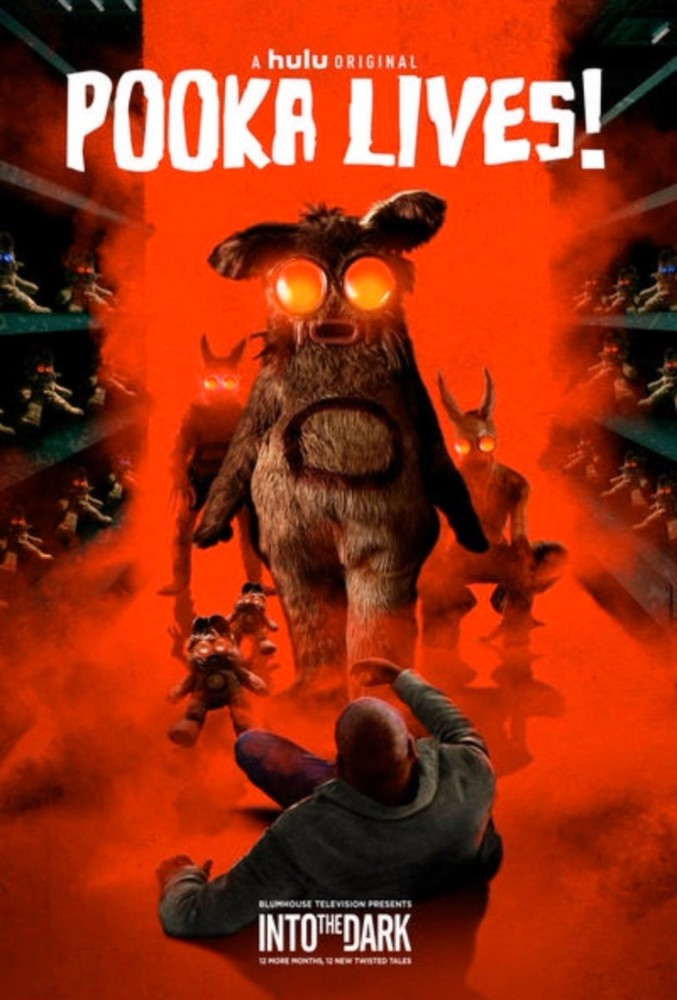 Pooka Lives movie poster