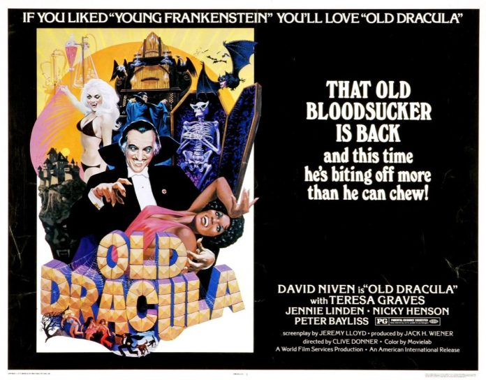 Old Dracula (AKA Vampira