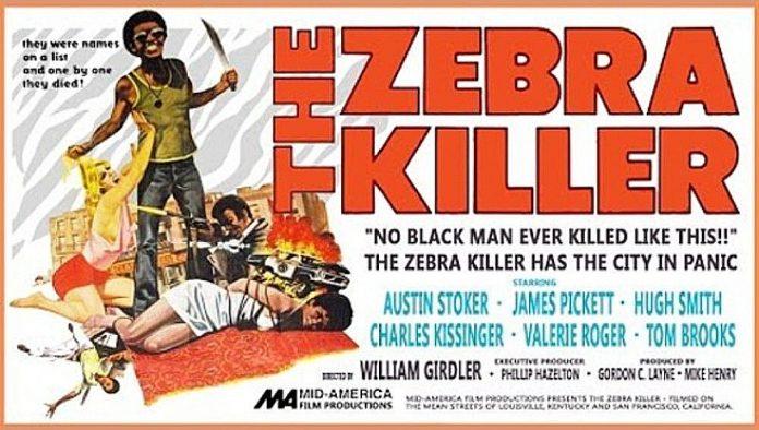 The Zebra Killer (AKA The Get-Man AKA Panic City AKA Combat Cops)