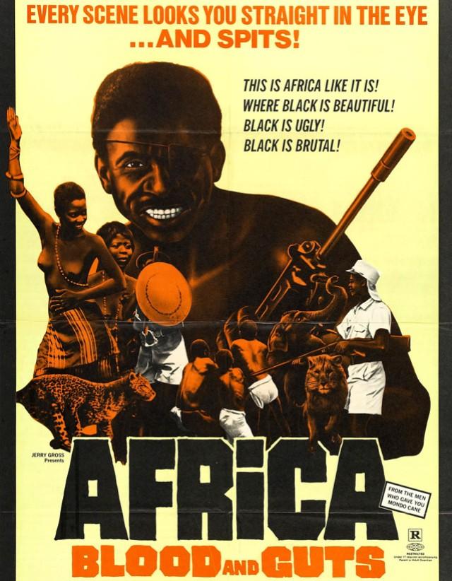 Africa Addio (AKA Africa Blood and Guts)